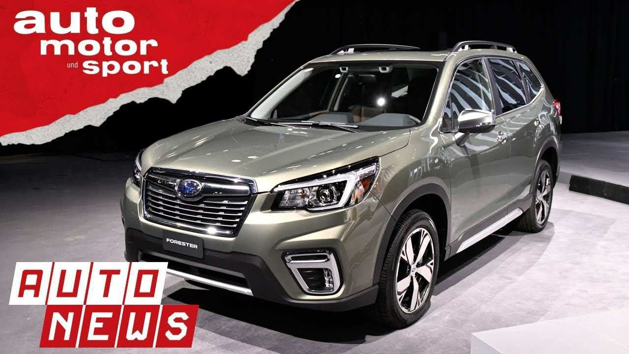 39 Best Subaru Forester 2019 News New Concept