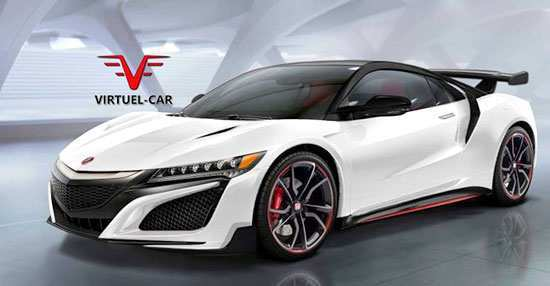 39 New 2019 Acura Nsx Type R Price Design And Review