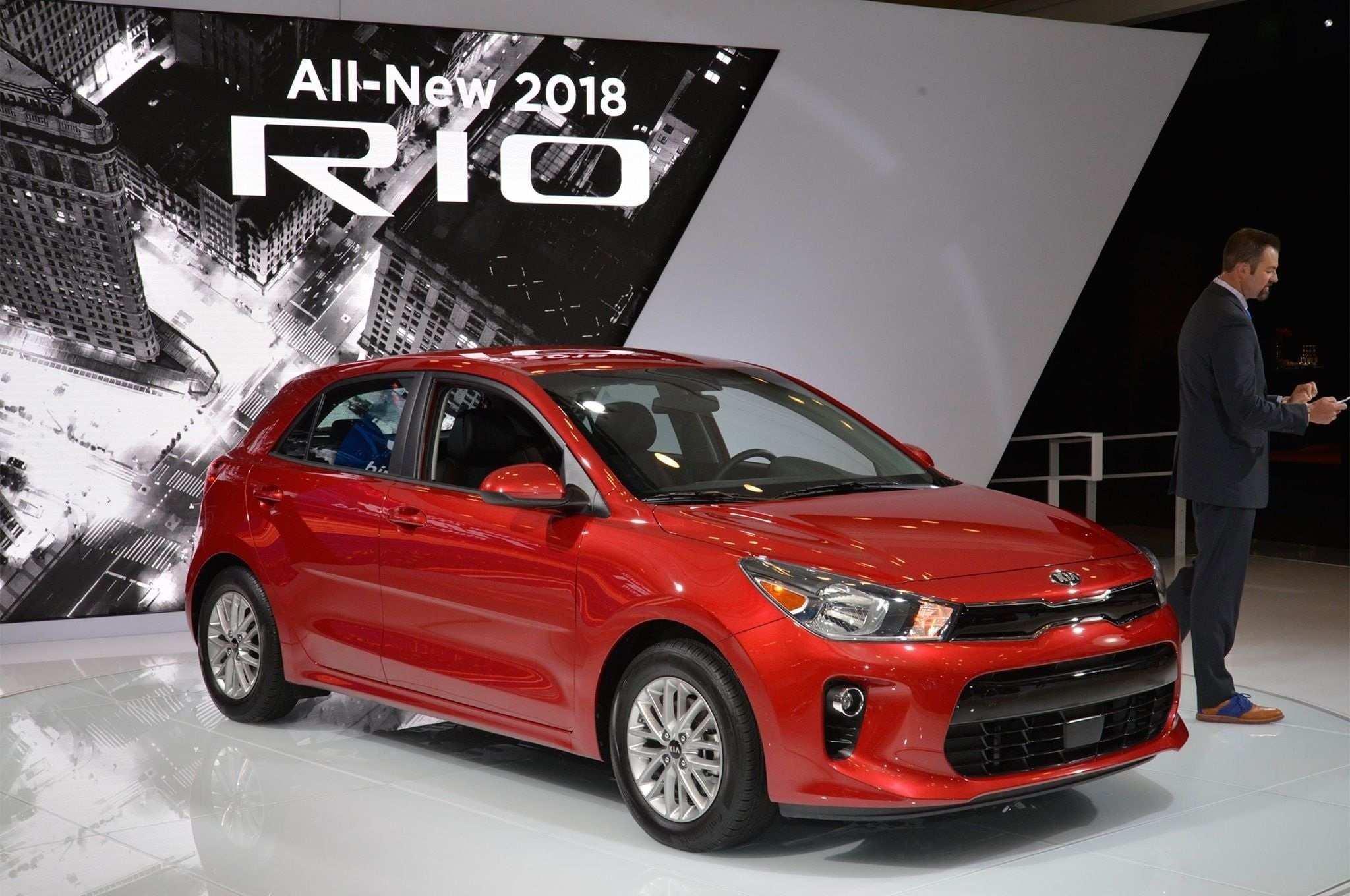 39 New 2019 All Kia Rio Interior