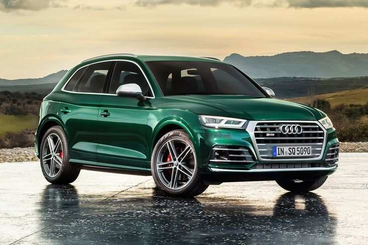 39 New 2019 Audi Sq5 Speed Test
