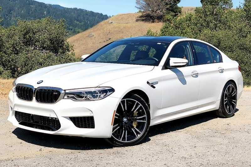 39 New 2019 BMW M5 Pictures