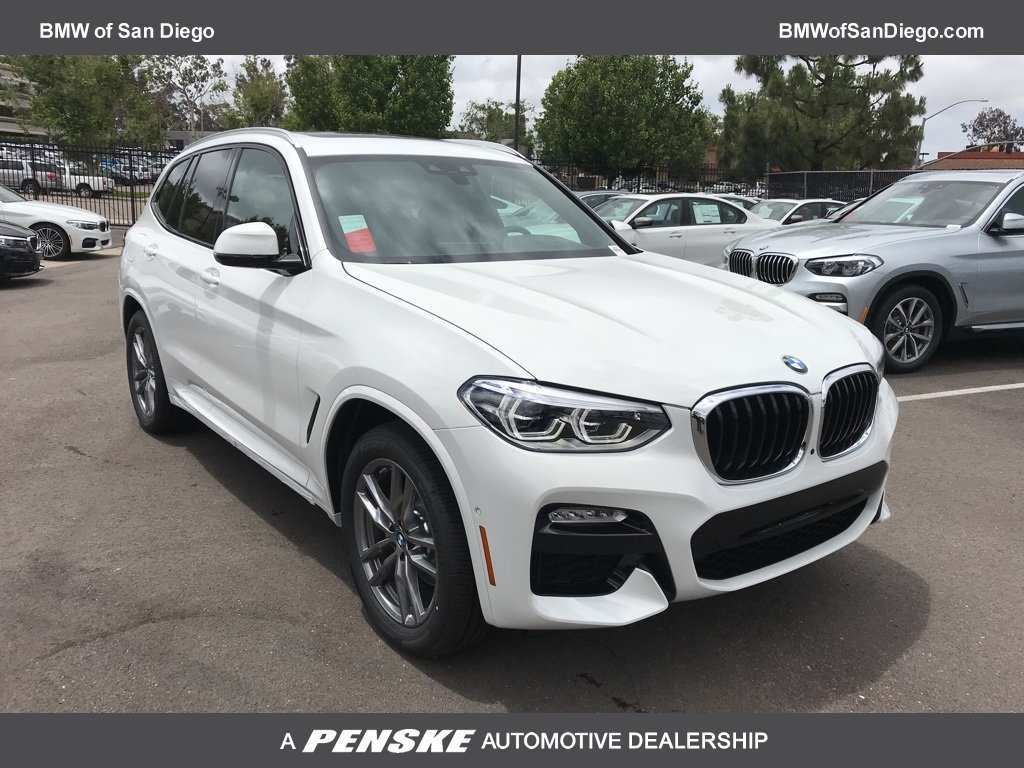 39 New 2019 Bmw Terrain White Performance