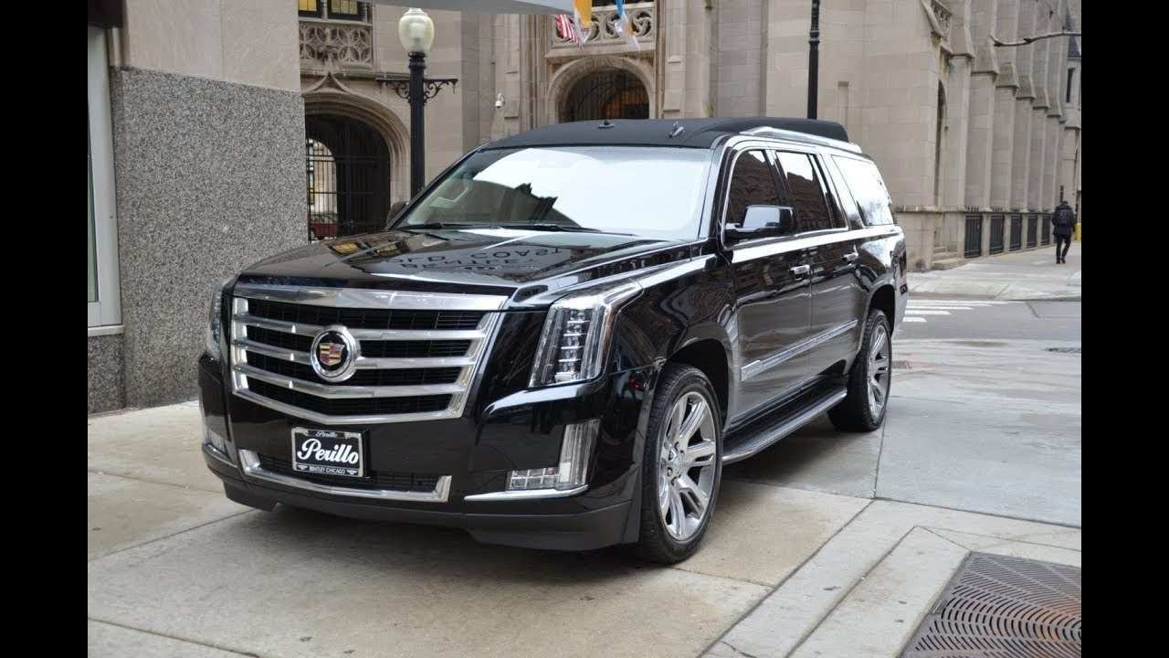 39 New 2019 Cadillac Escalade Luxury Suv Exterior And Interior