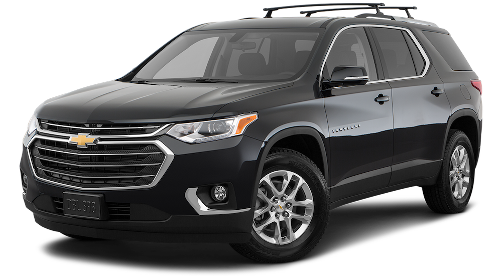39 New 2019 Chevy Traverse Redesign