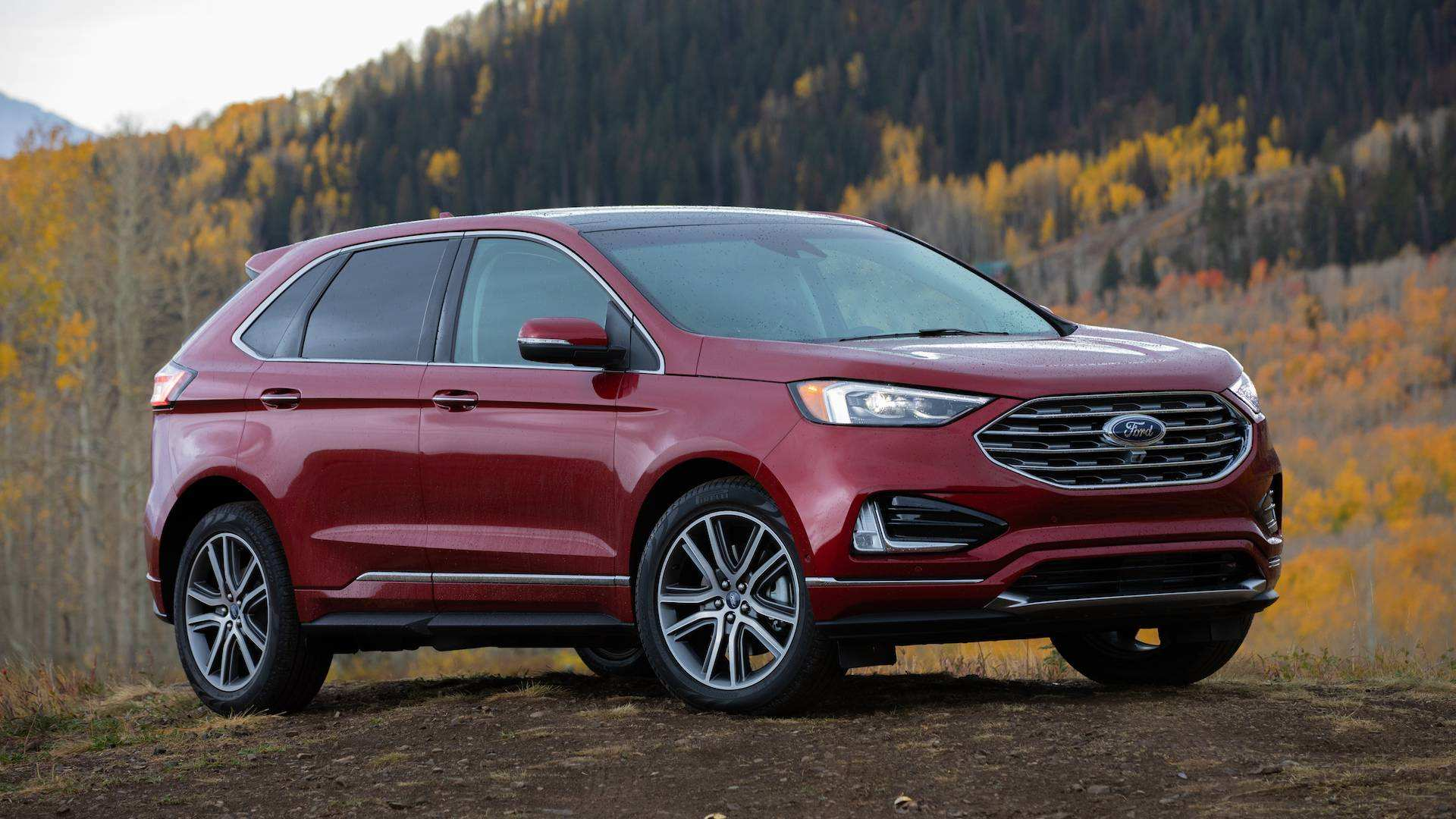 39 New 2019 Ford Edge Review And Release Date