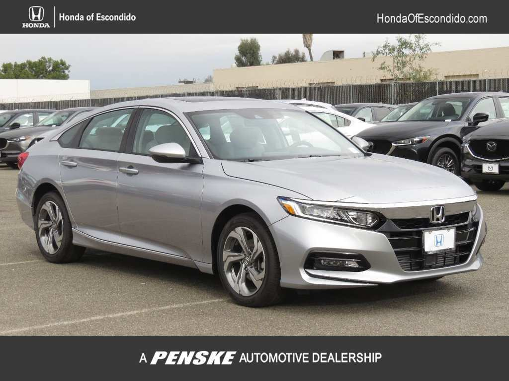 39 New 2019 Honda Accord Coupe Sedan Concept And Review