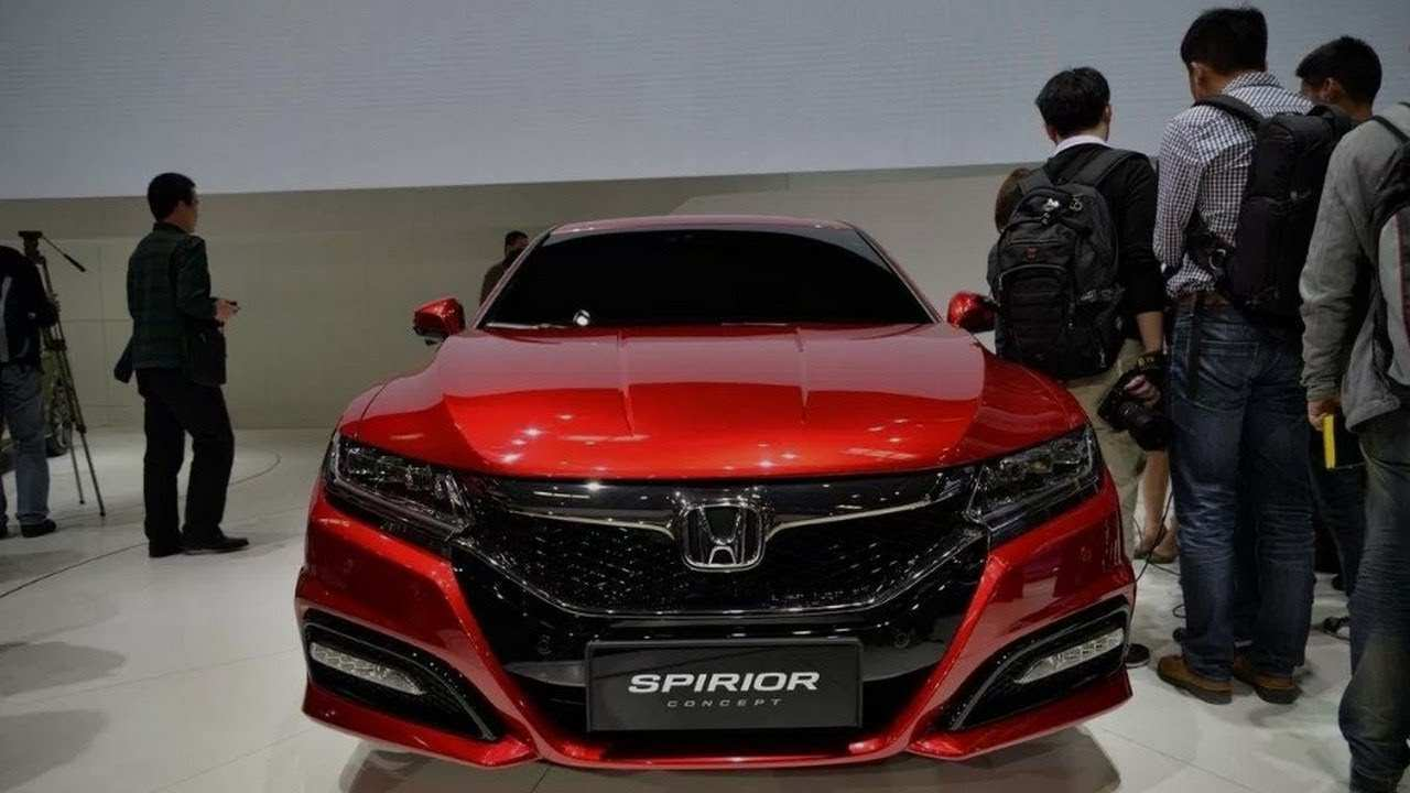 39 New 2019 Honda Accord Spirior Review And Release Date
