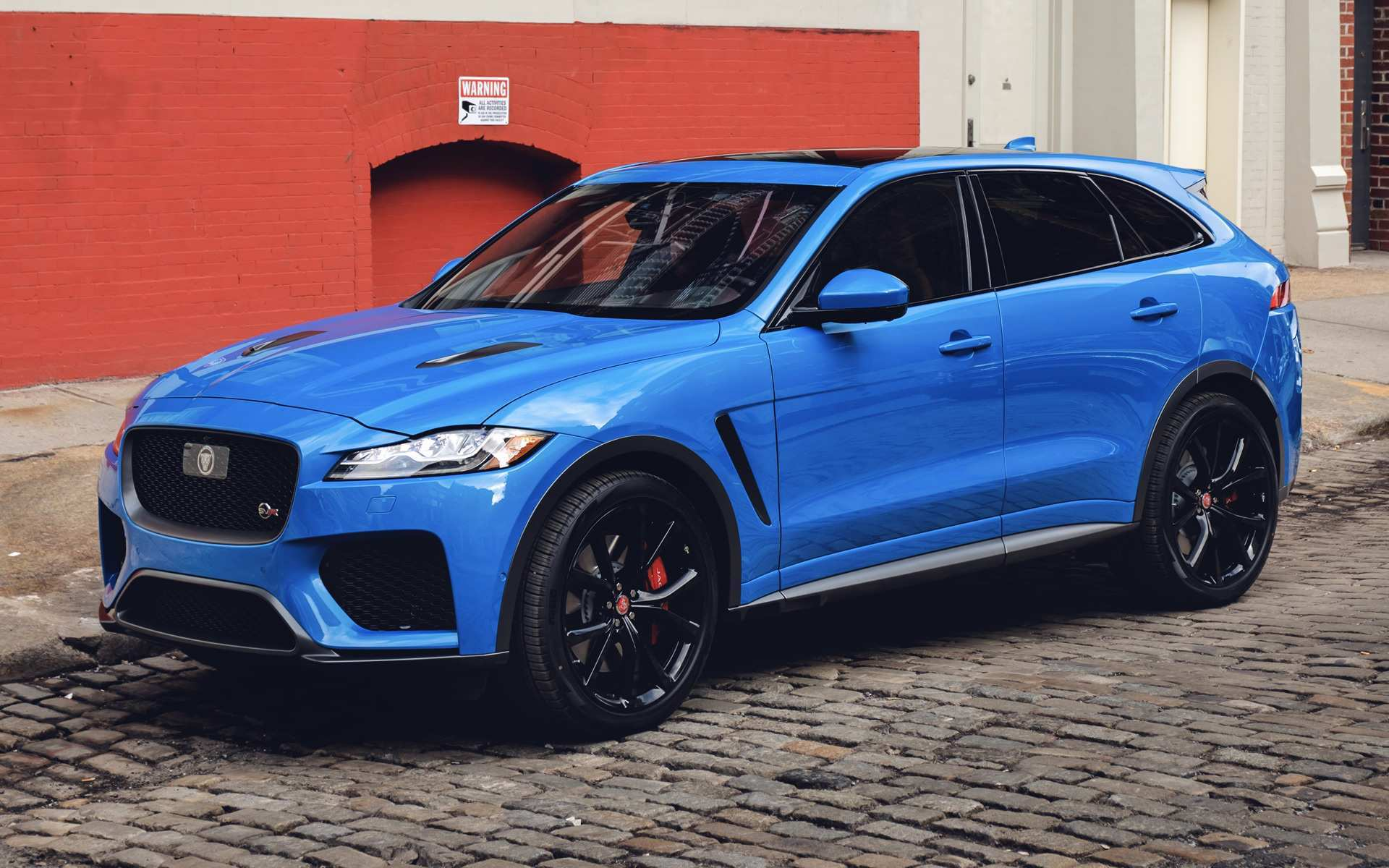 39 New 2019 Jaguar F Pace Svr Ratings