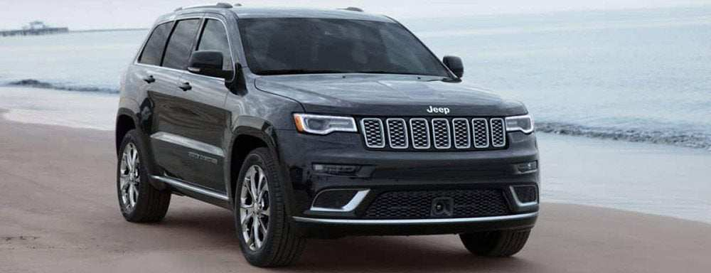 39 New 2019 Jeep Grand Cherokee New Model And Performance