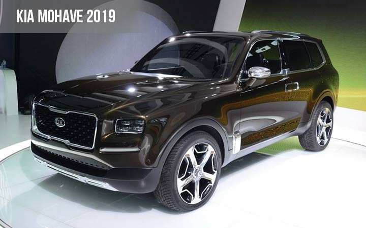 39 New 2019 Kia Mohave Research New