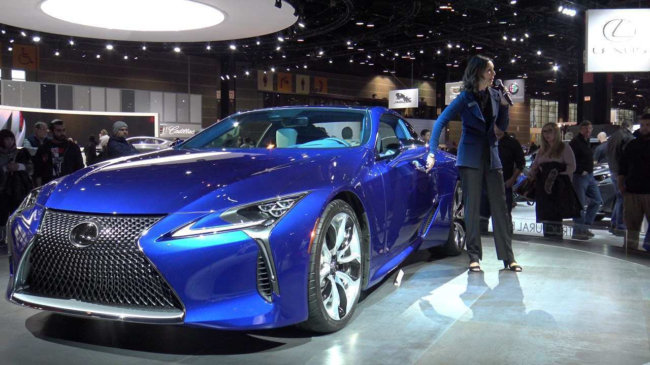 39 New 2019 Lexus Lf Lc Research New