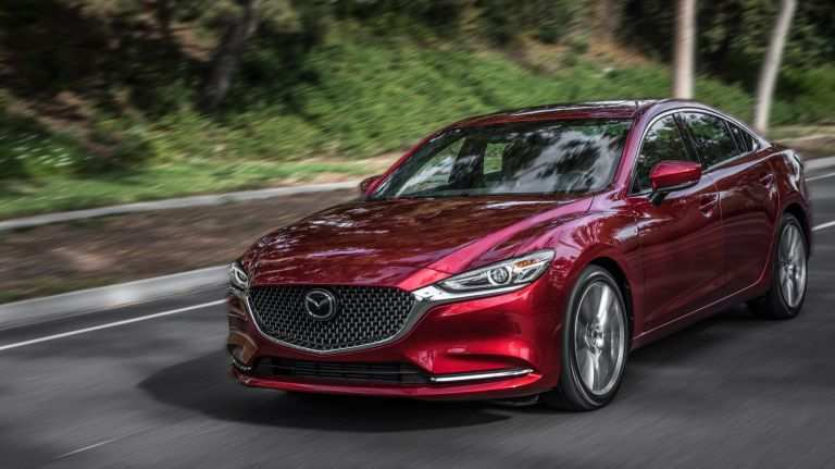 39 New 2019 Mazda 6s Research New
