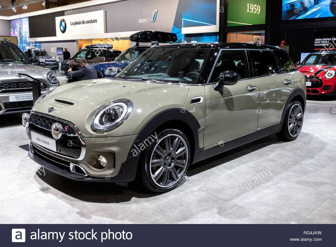 39 New 2019 Mini Clubman History