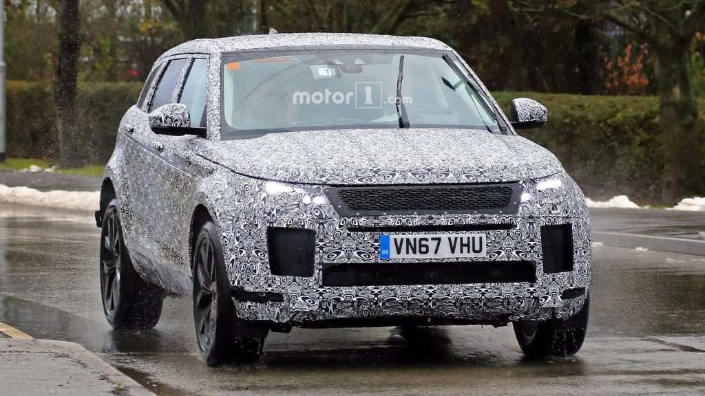 39 New 2019 Range Rover Evoque Xl Rumors