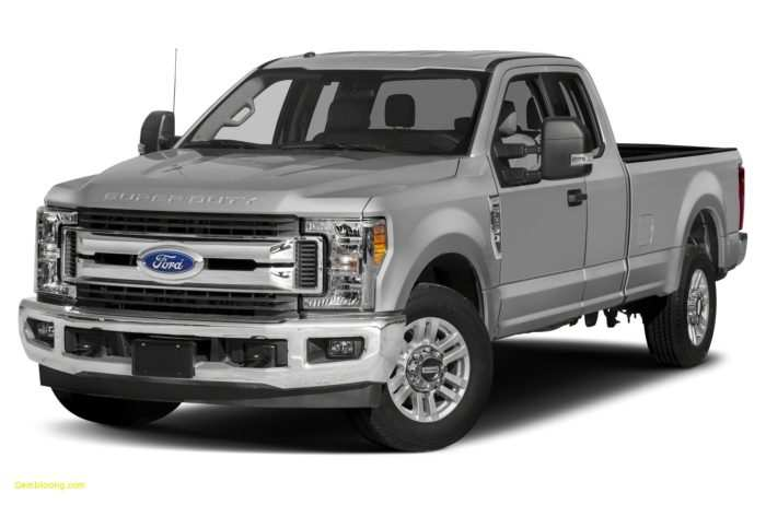 39 New 2019 Spy Shots Ford F350 Diesel New Model And Performance