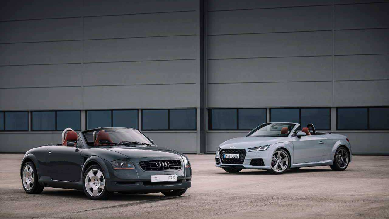 39 New 2020 Audi TTS Photos