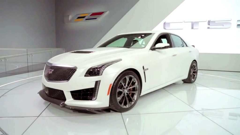 39 New 2020 Cadillac CTS V Spy Shoot