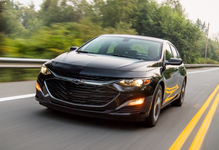 39 New 2020 Chevrolet Malibu Wallpaper