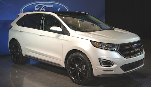 39 New 2020 Ford Edge New Design New Concept
