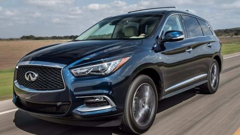 39 New 2020 Infiniti Qx60 Spy Photos Review
