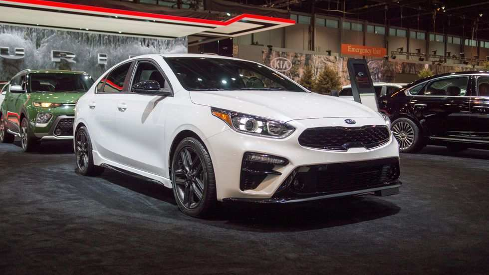 39 New 2020 Kia Forte Gt Photos