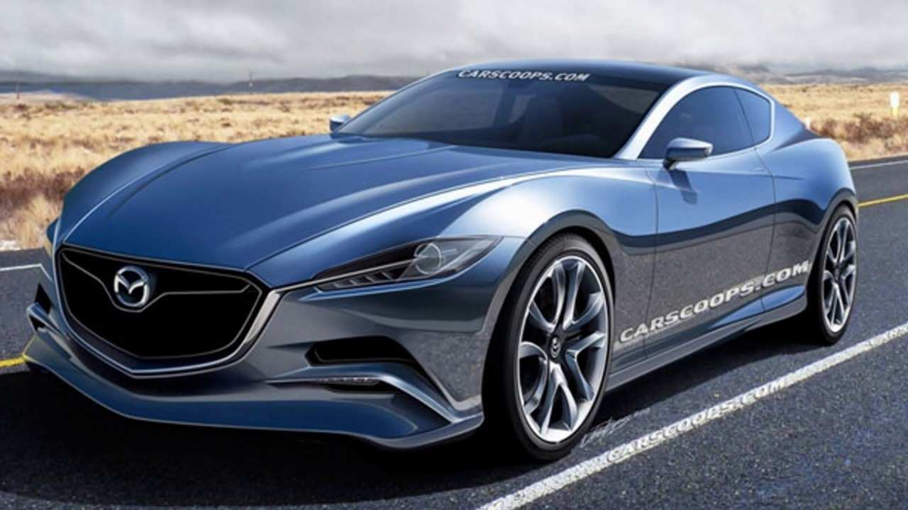 39 New 2020 Mazda 6 Coupe Performance