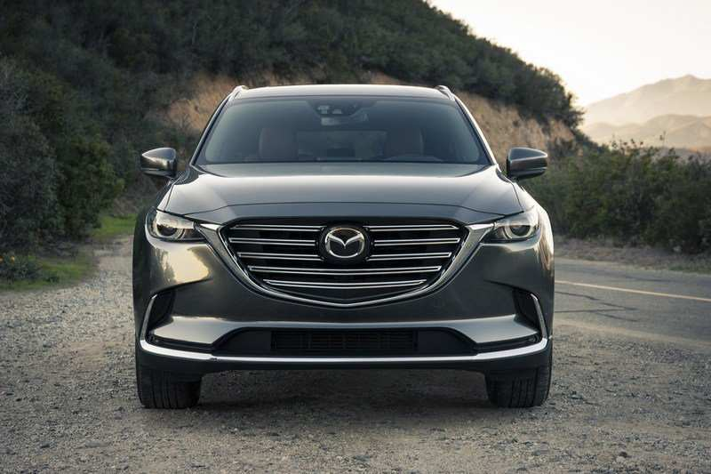 39 New 2020 Mazda CX 9 Performance And New Engine