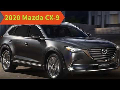 39 New 2020 Mazda Cx 9 Update Speed Test