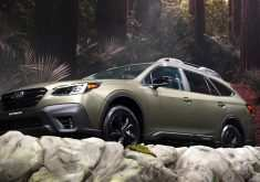2020 Subaru Outback Ground Clearance