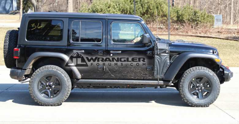 39 New 2020 The Jeep Wrangler Release Date And Concept