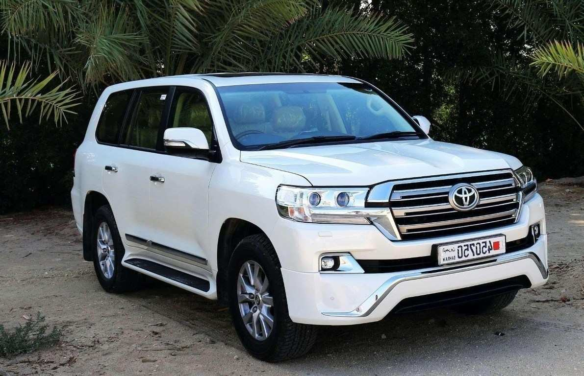 39 New 2020 Toyota Land Cruiser Rumors