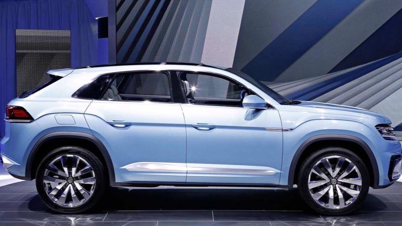 39 New 2020 Volkswagen Tiguan Redesign And Concept