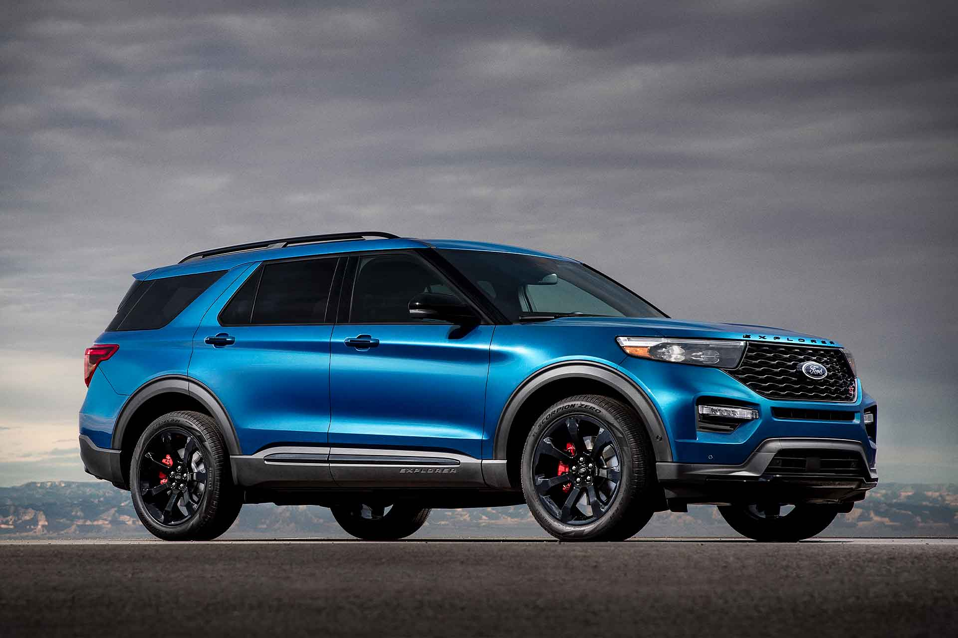 39 New Ford Usa Explorer 2020 Release Date