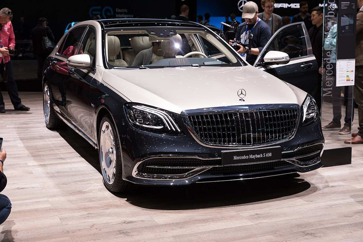 39 New Mercedes S650 Maybach 2019 Price