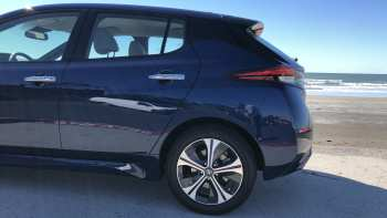 39 New Nissan Leaf 2019 Review Redesign And Concept