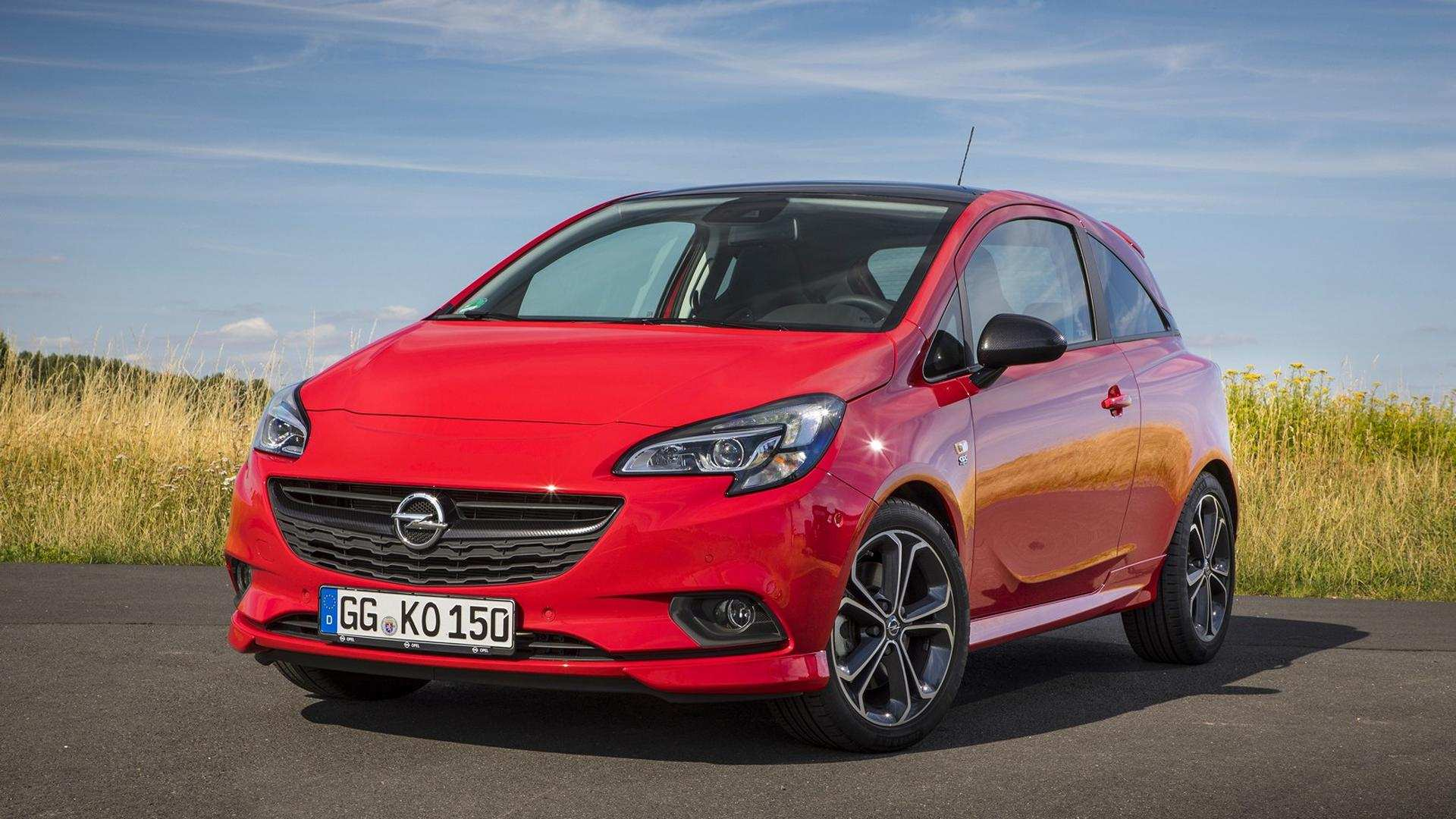 39 New Opel Corsa Electric 2020 Concept And Review