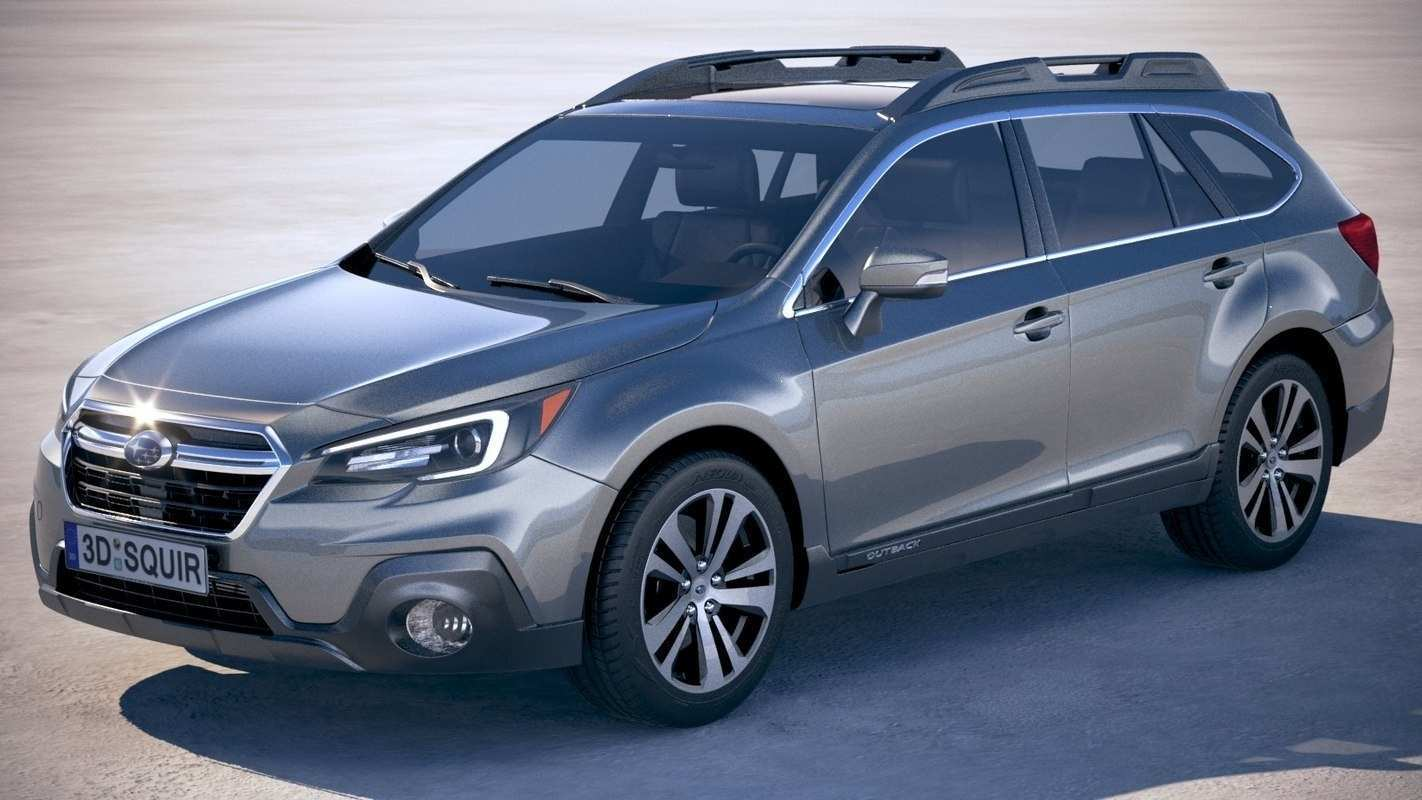 39 New Subaru Outback 2020 Spy Redesign And Concept