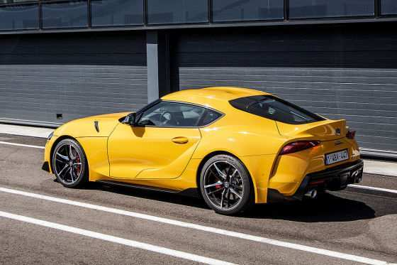 39 New Supra Toyota 2019 Exterior And Interior