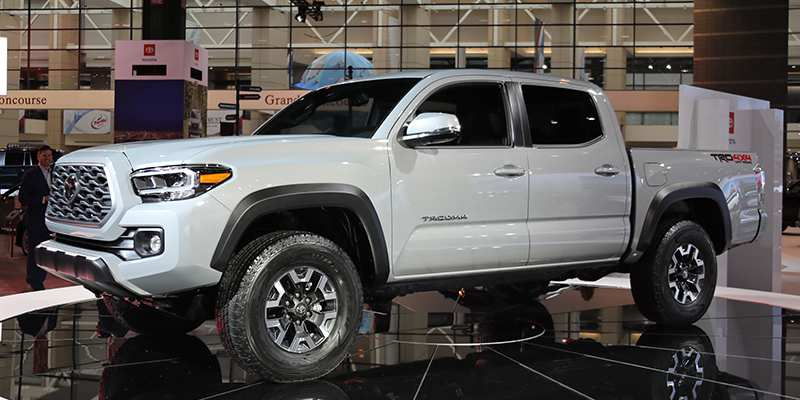 39 New Toyota Tacoma 2020 Release Date Configurations