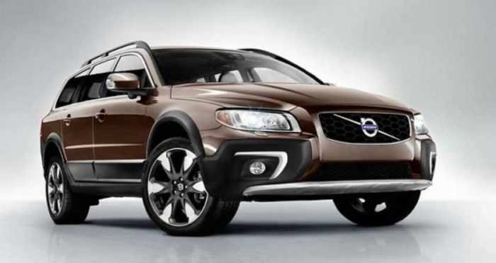 39 The 2019 All Volvo Xc70 Spesification