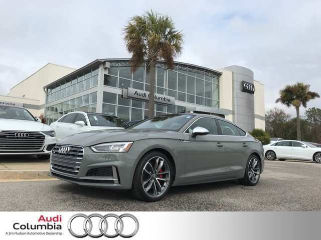 39 The 2019 Audi S5 Performance