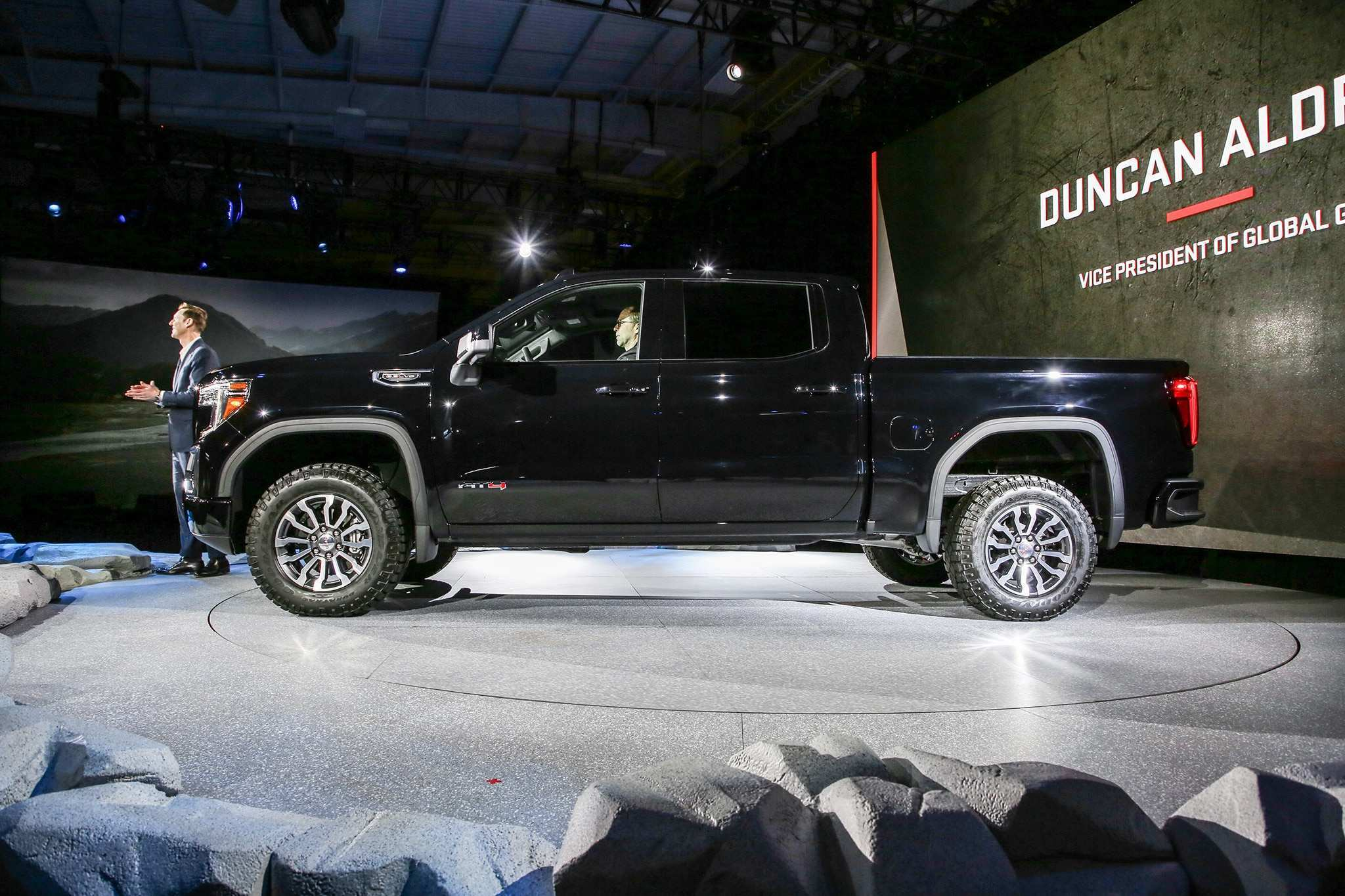 39 The 2019 Bmw Sierra At4 Images