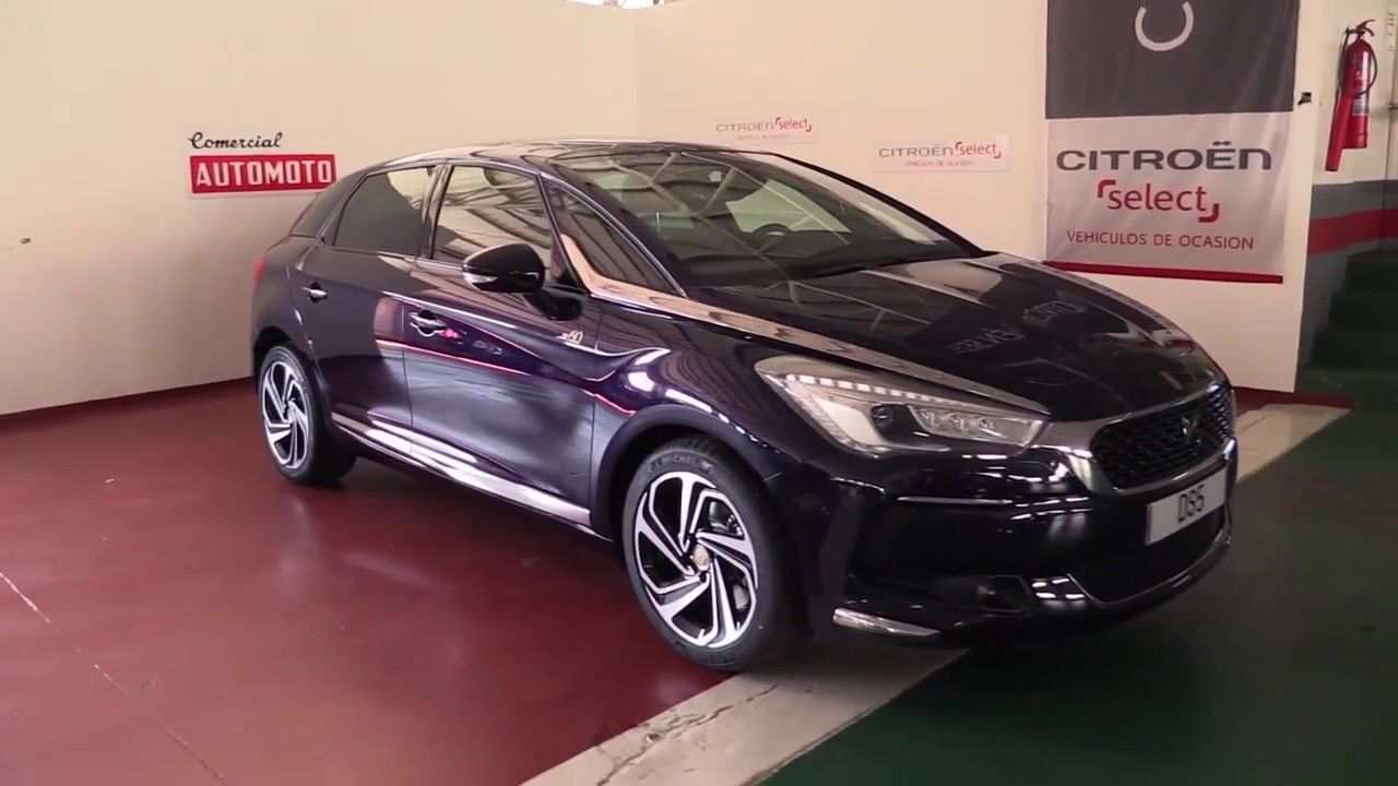 39 The 2019 Citroen DS5 Spesification