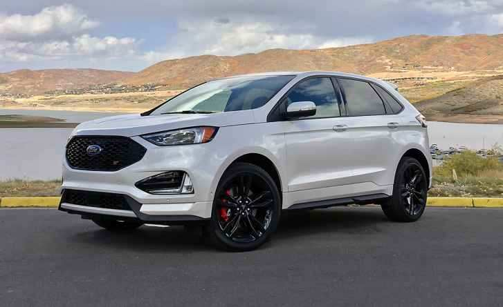 39 The 2019 Ford Edge Sport Release