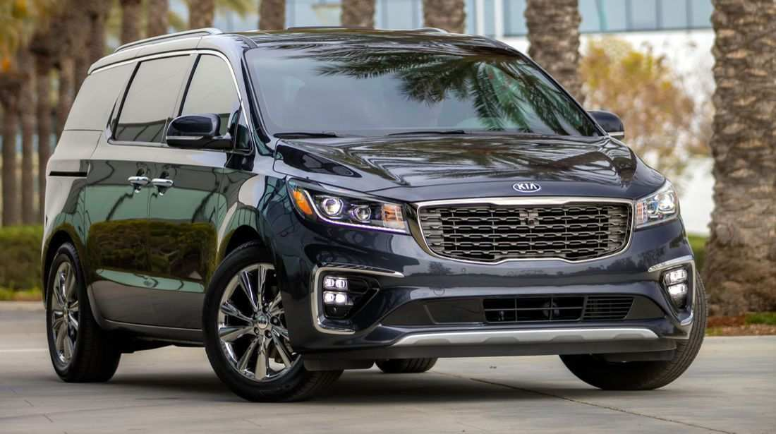 39 The 2019 Kia Carnival Reviews