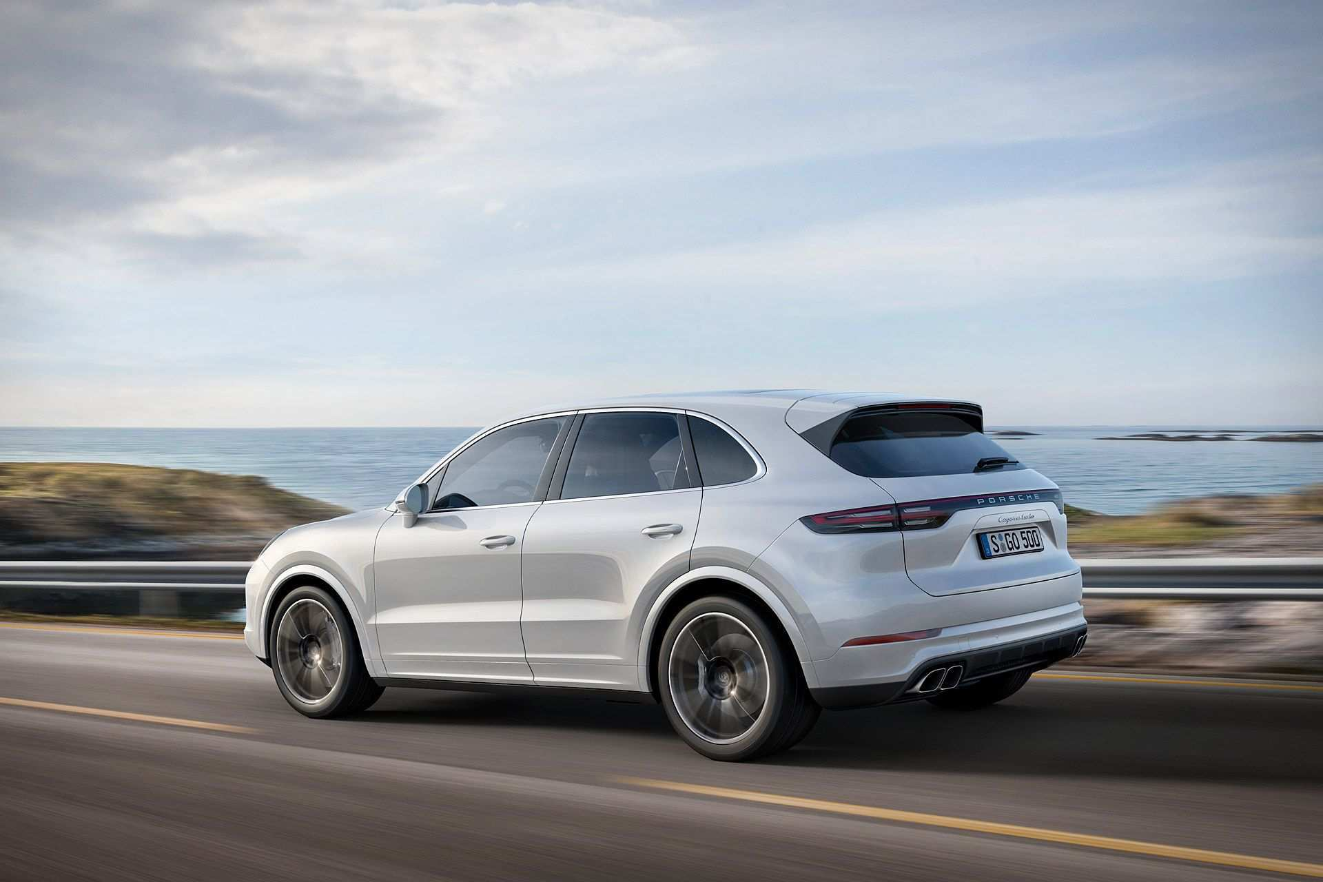 39 The 2019 Porsche Cayenne Turbo S Overview