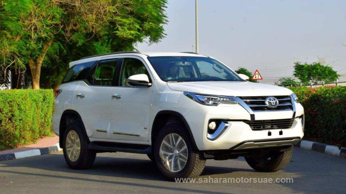39 The 2019 Toyota Fortuner Release Date