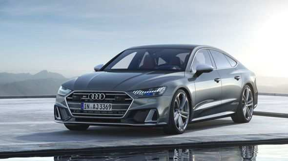 39 The 2020 Audi S7 Speed Test