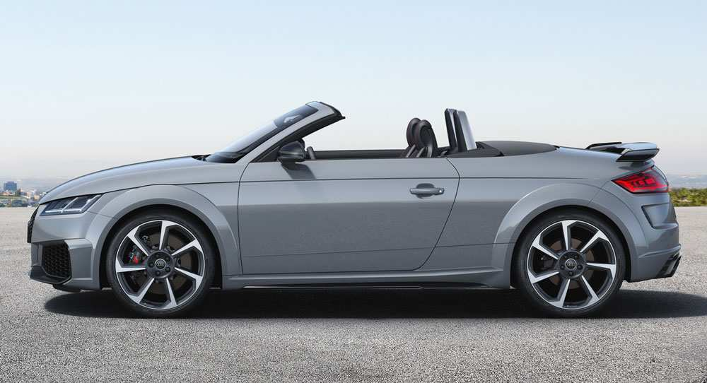 39 The 2020 Audi TT Picture