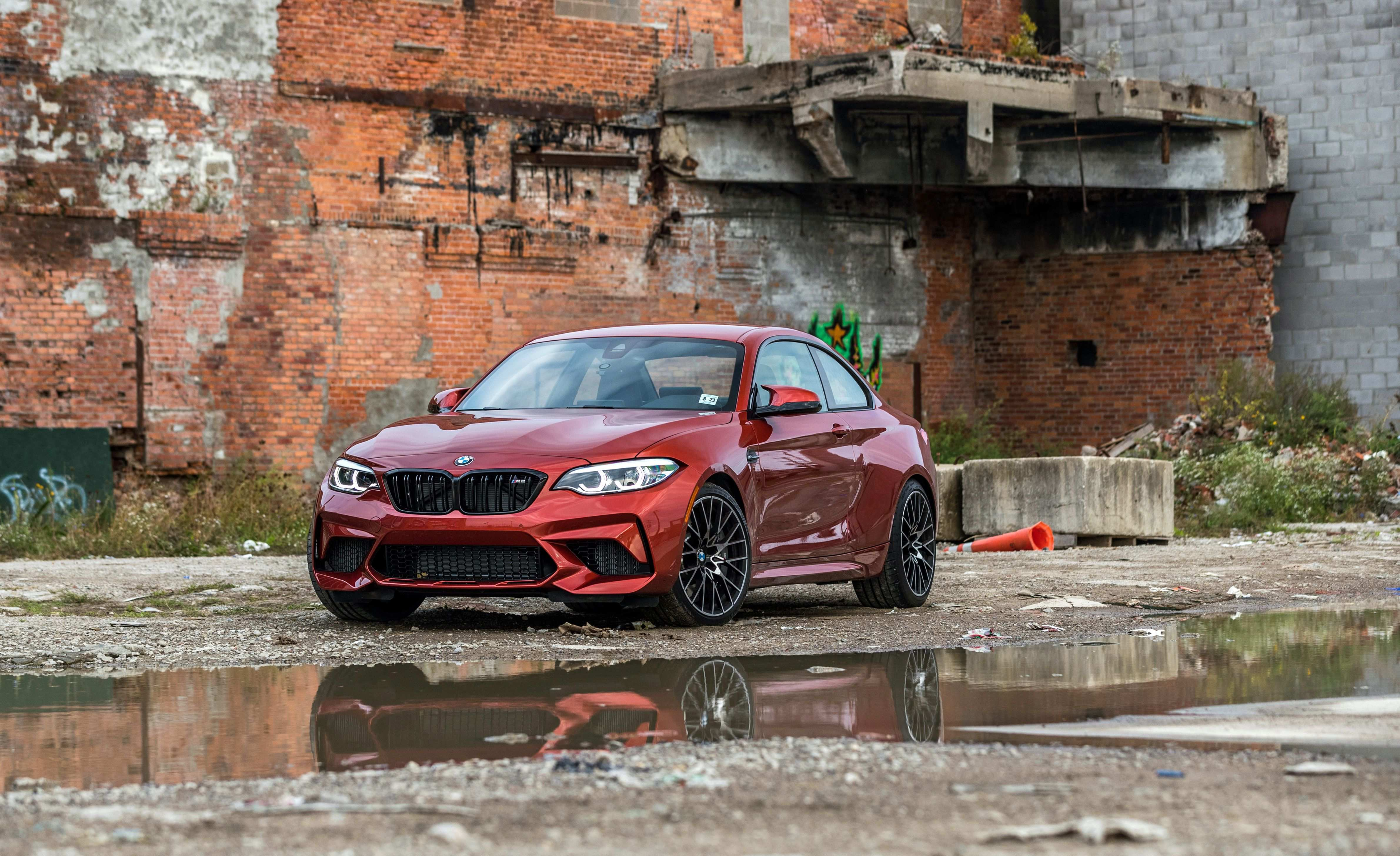 39 The 2020 BMW M2 Exterior And Interior
